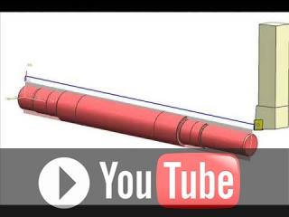 Embedded thumbnail for Линия по обработке валов