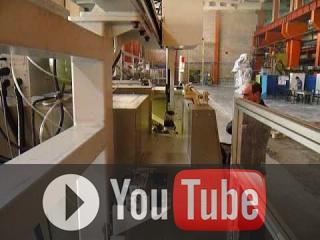 Embedded thumbnail for Роботизированная линия по изготовлению наконечников